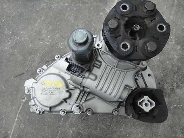 Проблема  раздаточной коробки BMW E70 X5, E71 X6  - серводвигатель!