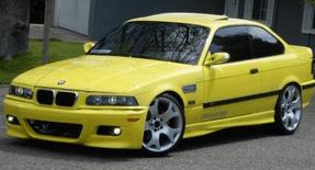 BMW E36: Замена сцепления - видео-ремонт БМВ Е36