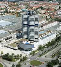 Обзорная пешеходная экскурсия по Мюнхену с посещением завода БМВ. Экскурсия №232298